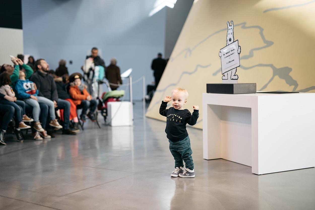 Musée Hergé - Tintin 5
