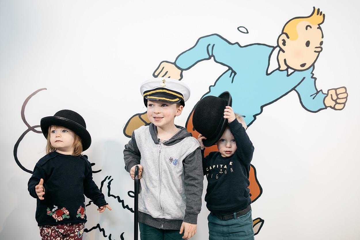 Musée Hergé - Tintin 12