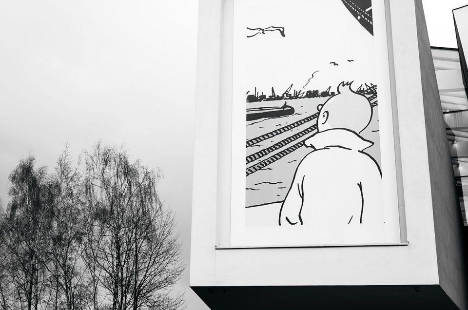 Musée Hergé – Tintin