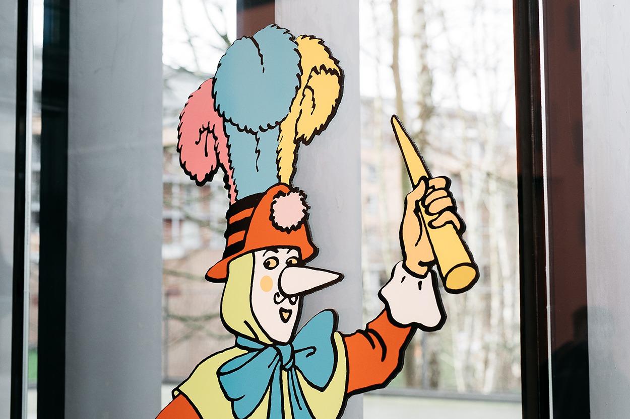 Musée Hergé - Tintin 4