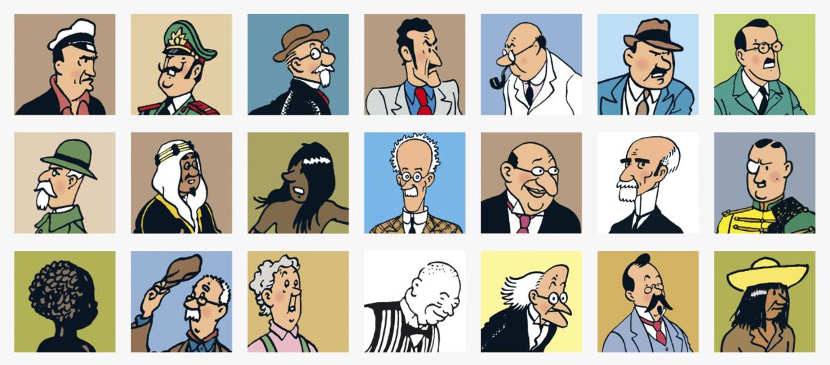 Musée Hergé - Tintin 6