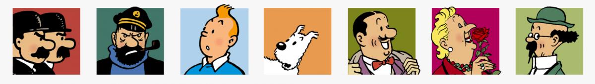 Musée Hergé - Tintin 2