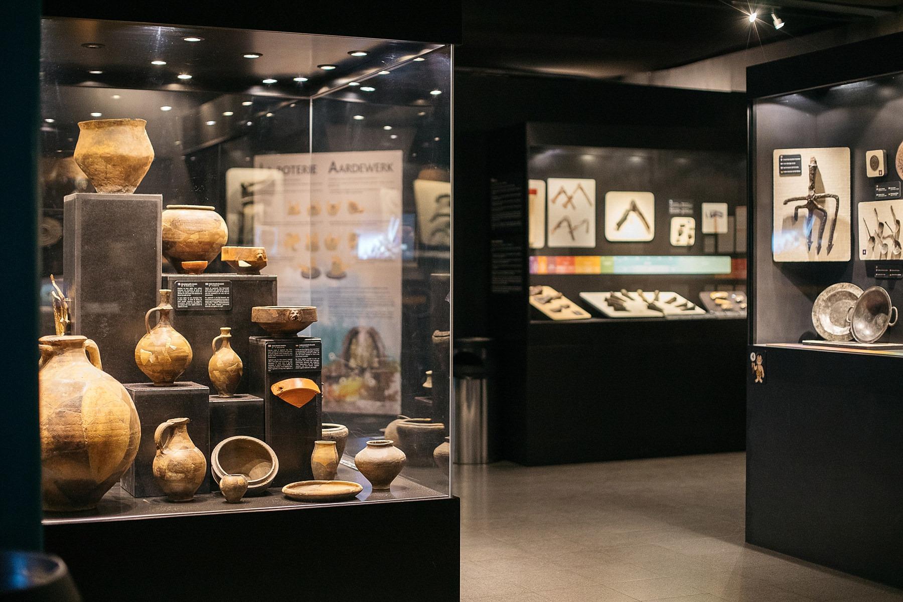 Visite du musée Prehistohan