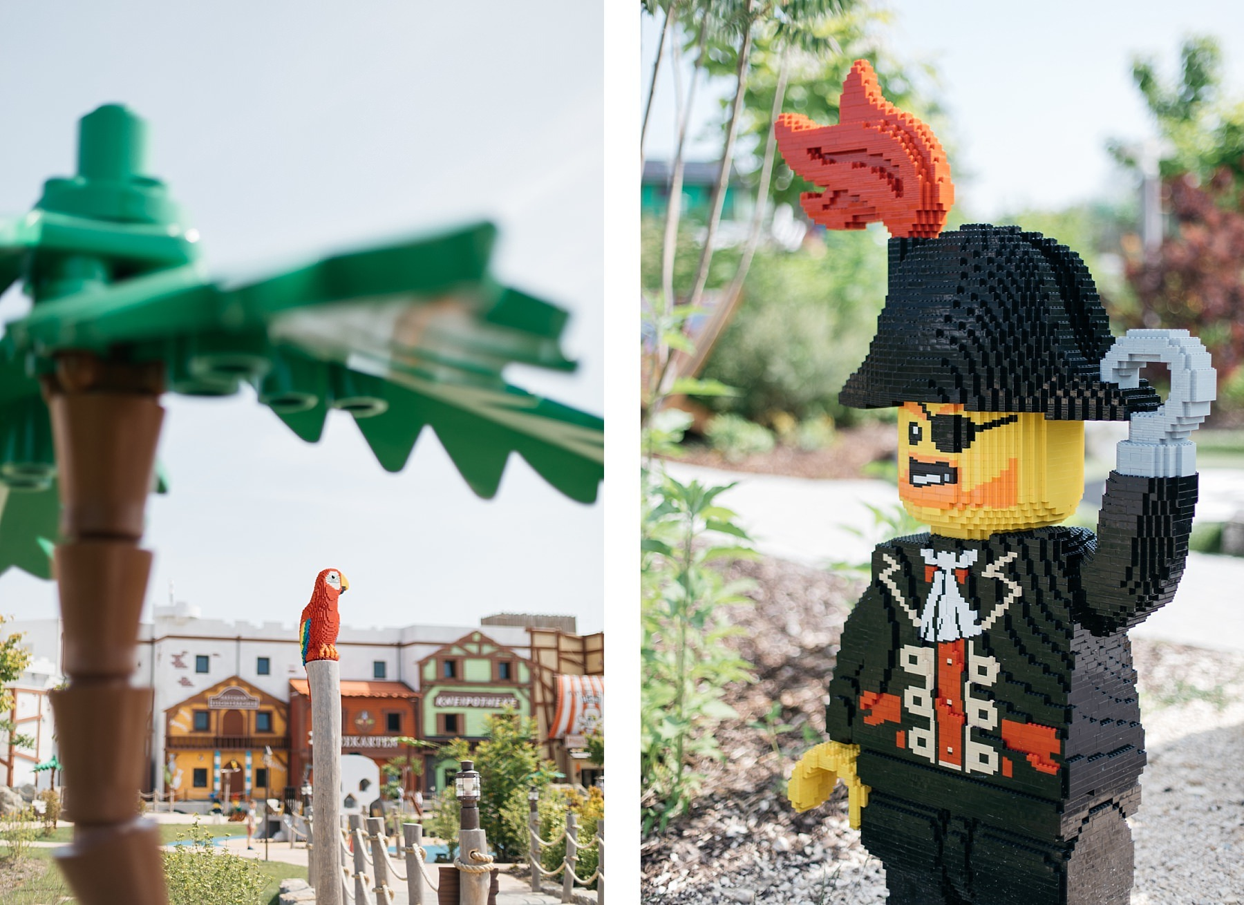 Legoland - 57 millions de briques Lego 69