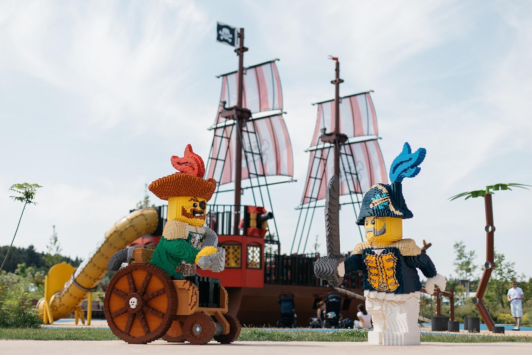 Legoland - 57 millions de briques Lego 71