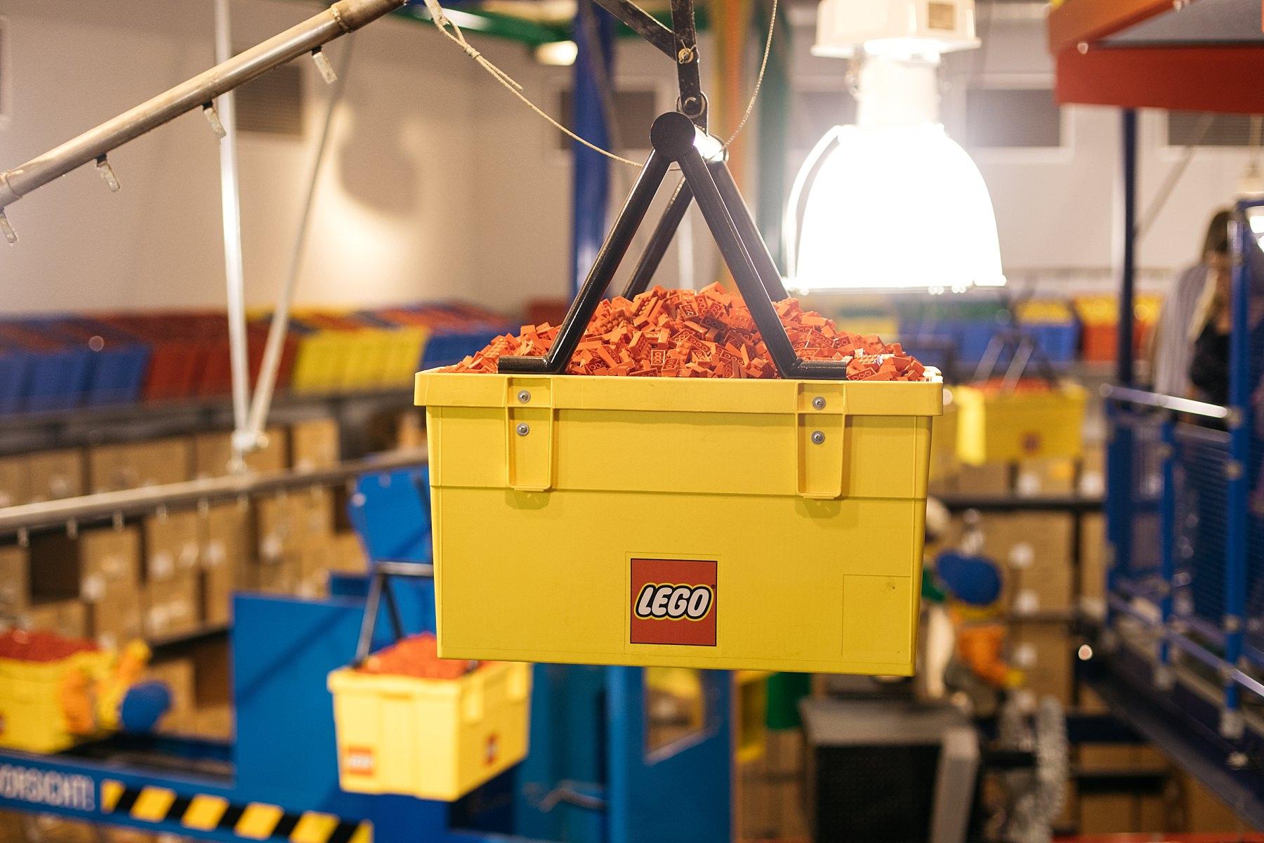 Legoland - 57 millions de briques Lego 42