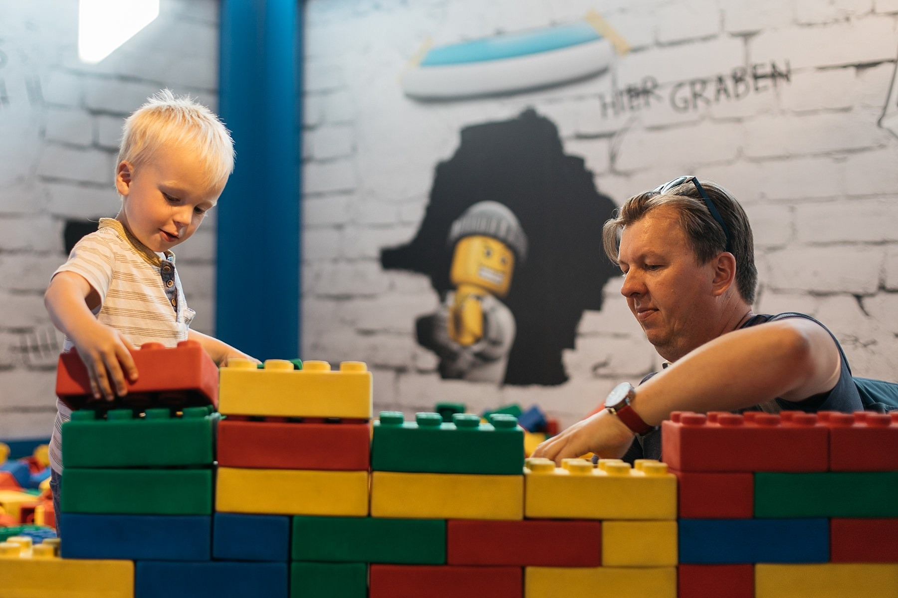 Legoland - 57 millions de briques Lego 20