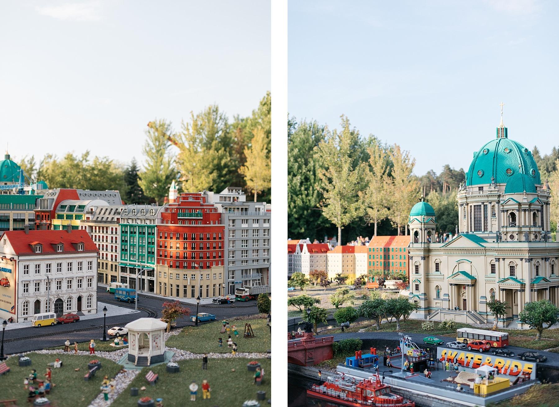 Legoland - 57 millions de briques Lego 21