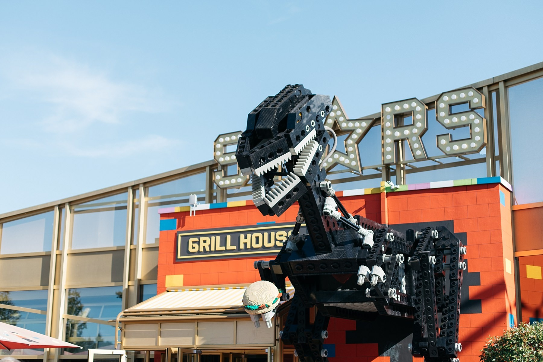 Legoland - 57 millions de briques Lego 10