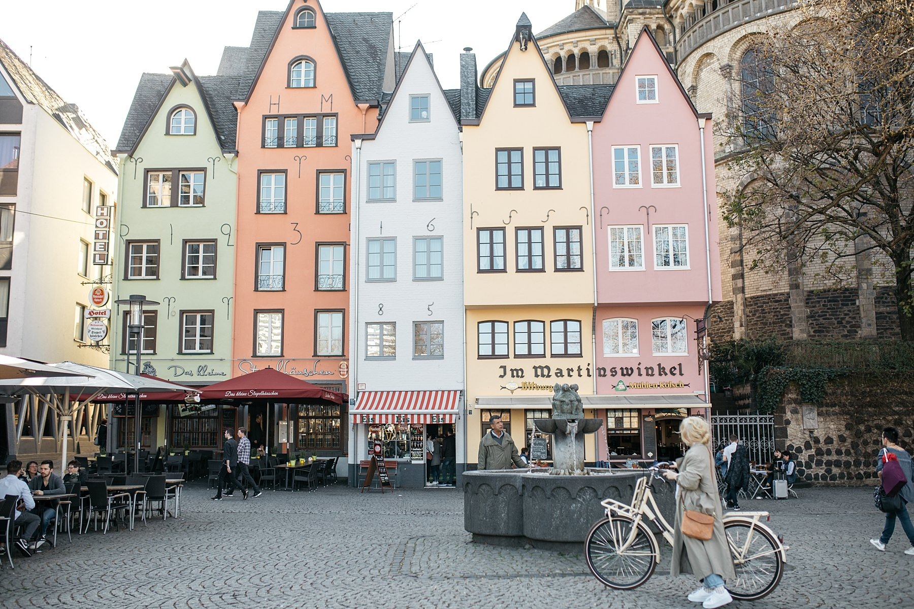 Cologne Fish Market