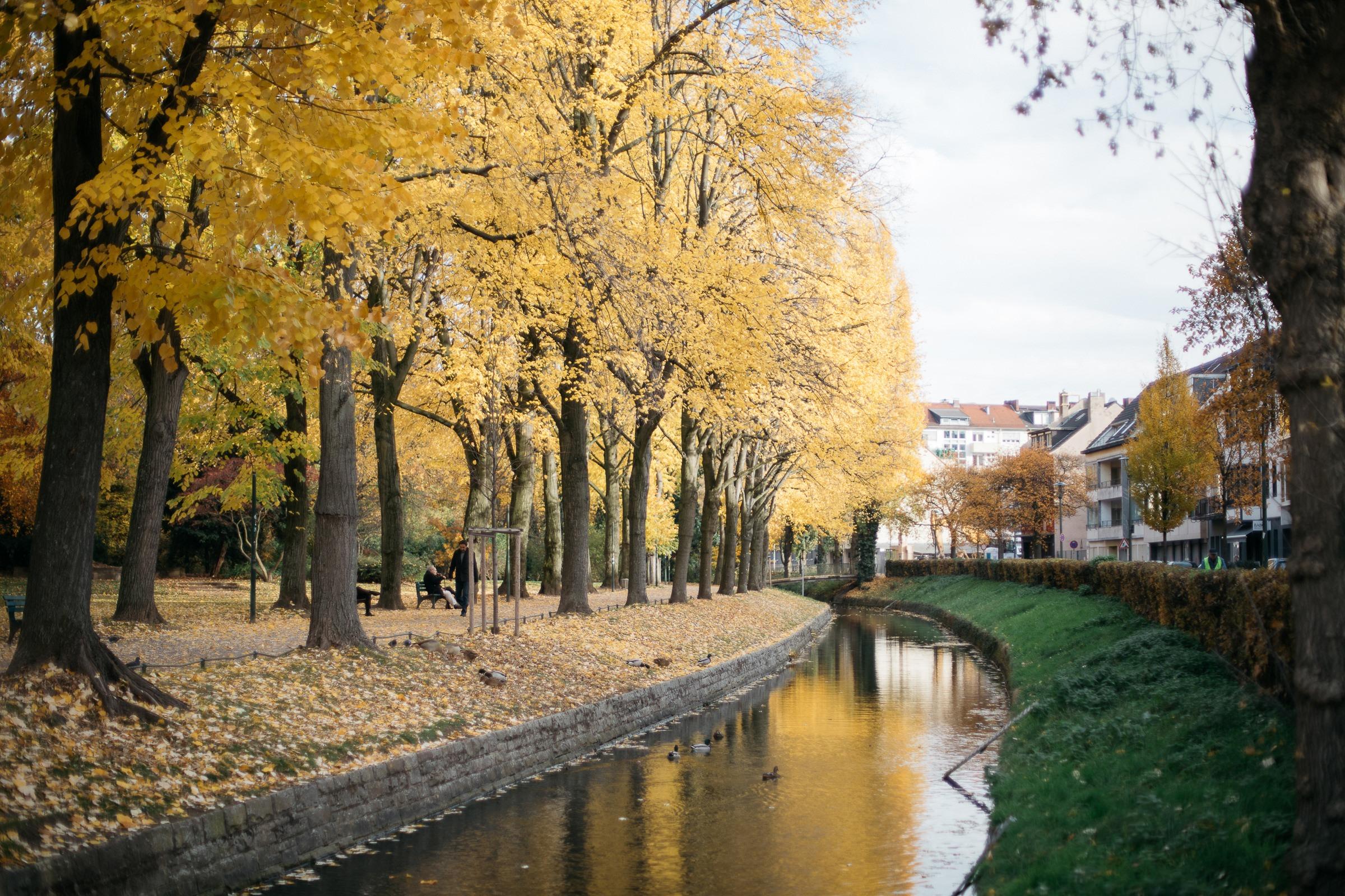Dusseldorf - boussole magique