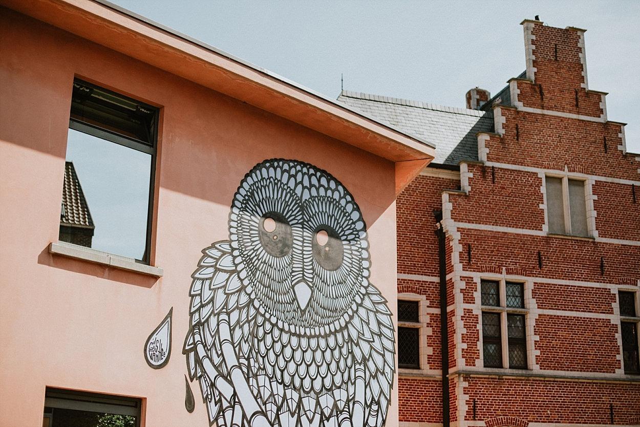 Malines - Mechelen Muurt