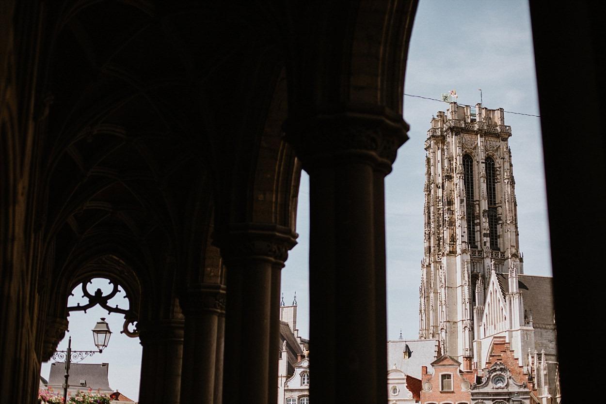 Malines Cathédrale Saint-Rombaut