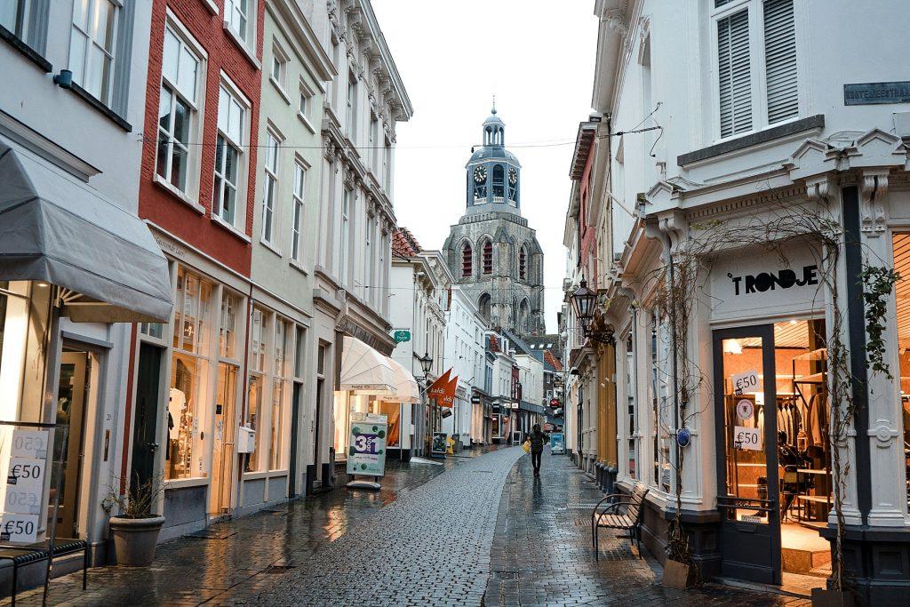 Bergen op Zoom - Kremerstraat