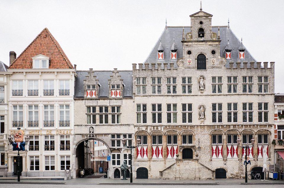 Découvrir Bergen op Zoom en 2 heures