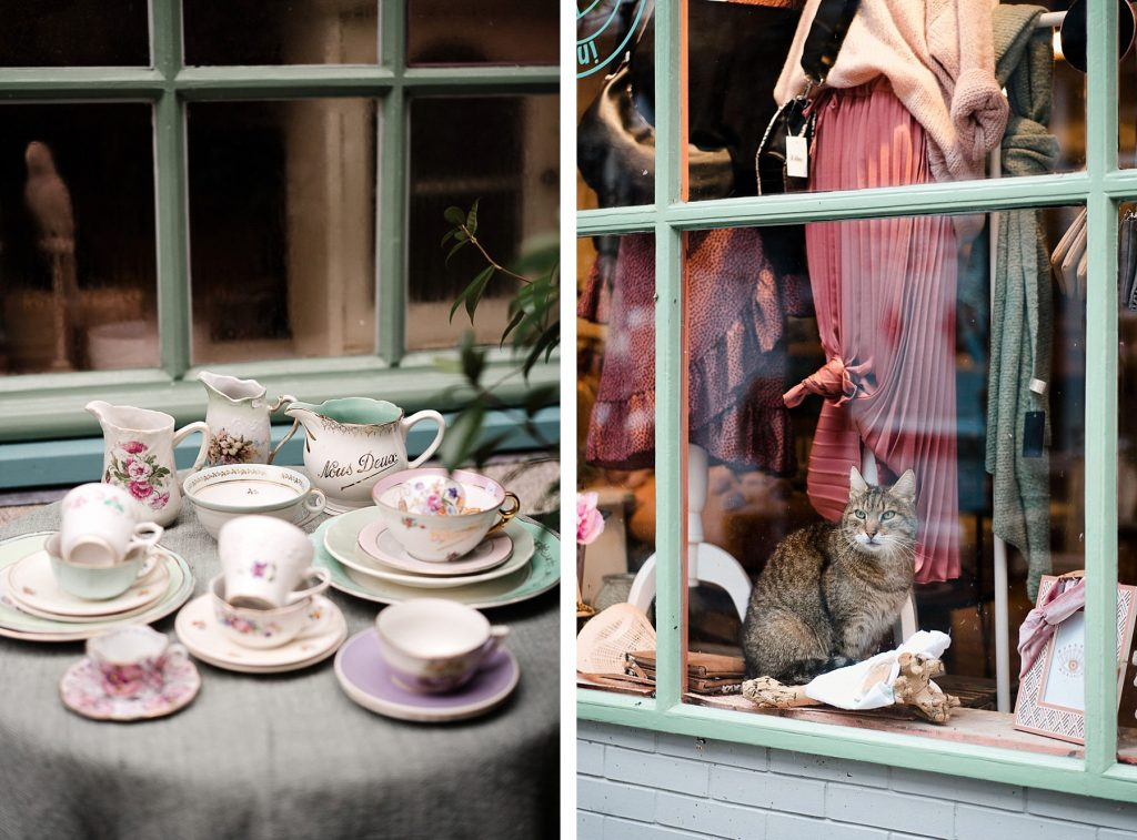Bergen op Zoom - Faire du shopping - Engelsestraat